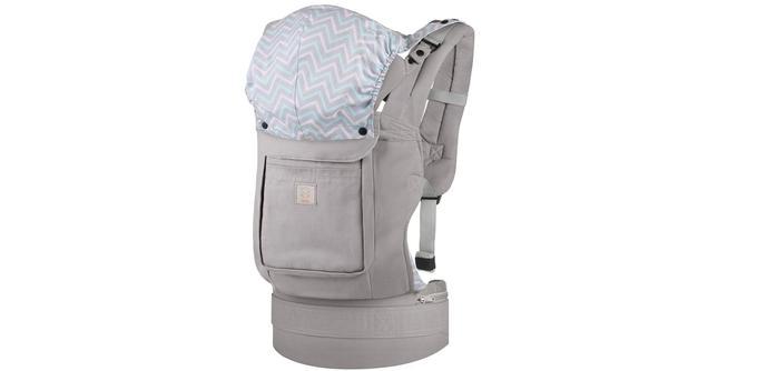 Gagaku GGKBC  le porte-bébé de randonnée toutes positions e7f0bb5f15f