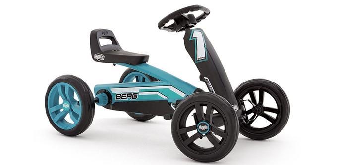 Kart à pédales Berg Buzzy Racing