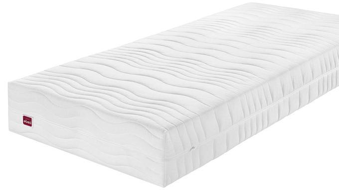 0c89f0e55 Abeil Mémoire de forme XXL  Le matelas déhoussable en polyester blanc (90 x  200 cm). Source   amazon