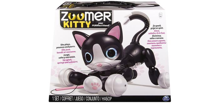 Chat robot Zoomer Kitty