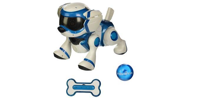 Chien robot Teksta Puppy