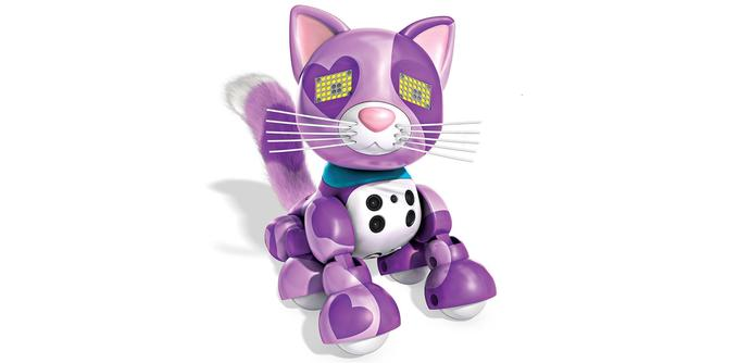 Chat robot Zoomer Meowzies