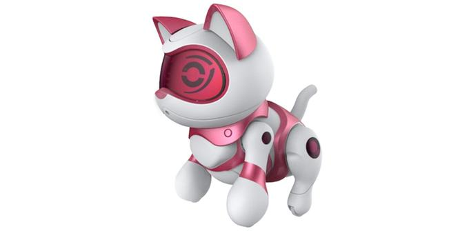 Chat robot Teksta New Born Kitty