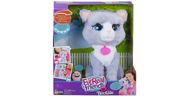 Chat robot FurReal Friends Mon Chat Câlin