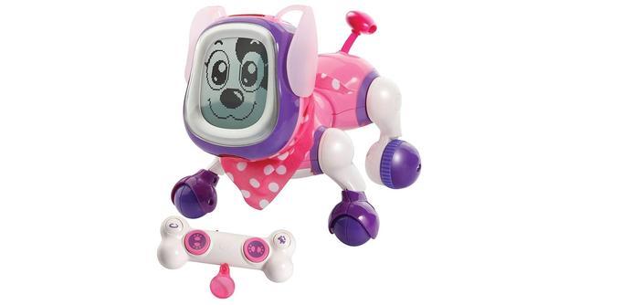 Chien robot VTech KidiDoggy