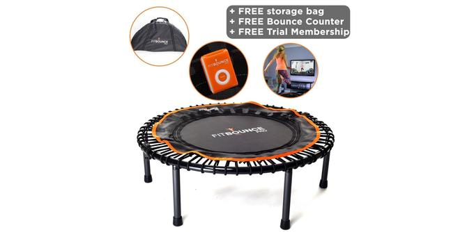Trampoline Fit Bounce Pro