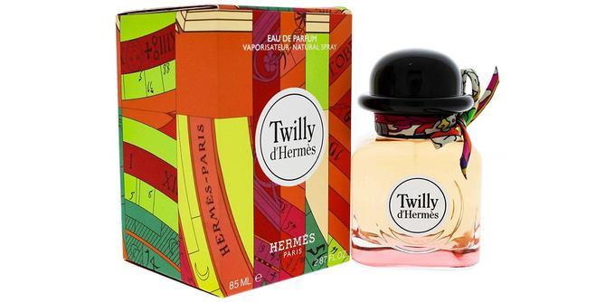 Parfum femme Twilly d'Hermès