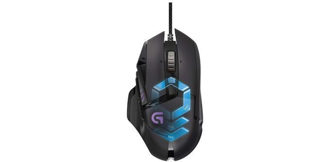 Souris pour PC Logitech G502 Proteus Spectrum