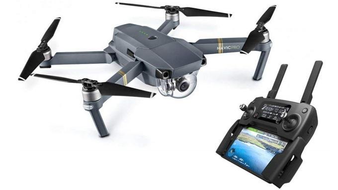 Drone professionnel: Drone DJI 190021280977