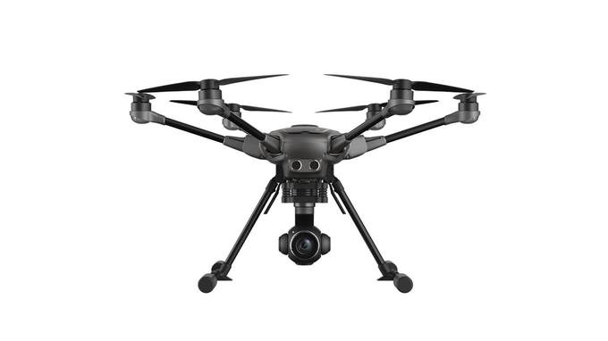Drone professionnel: Yuneec Typhoon H Plus