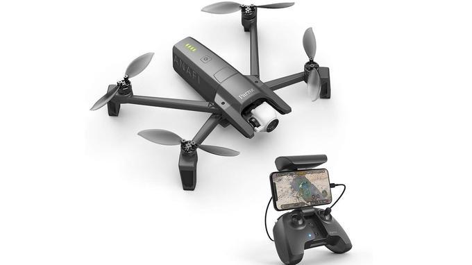 Mini-drone:  Parrot ANAFI