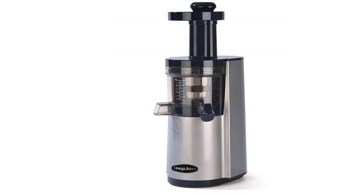 Extracteur de jus vertical: Omega VSJ843RS
