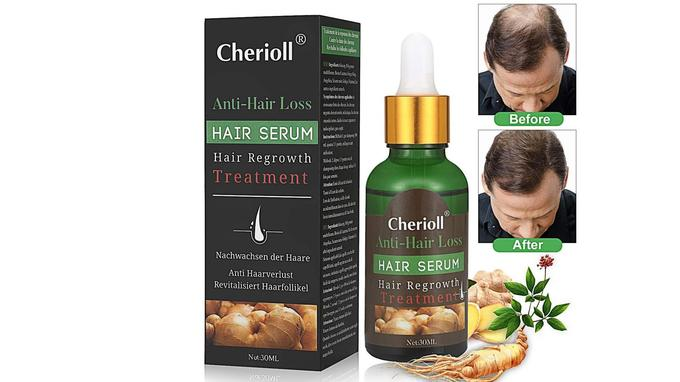 Sérum cheveux: Le Cherioll Anti-Hair Loss