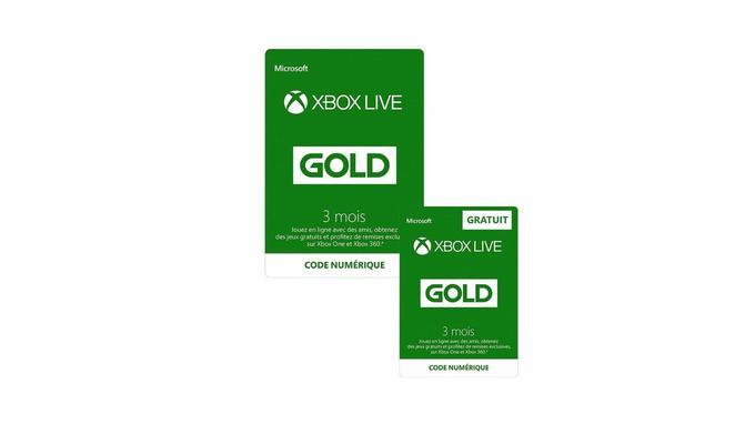 Abonnement Xbox
