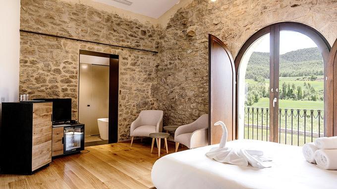 Casa Albets, un hôtel 100 % écologique...