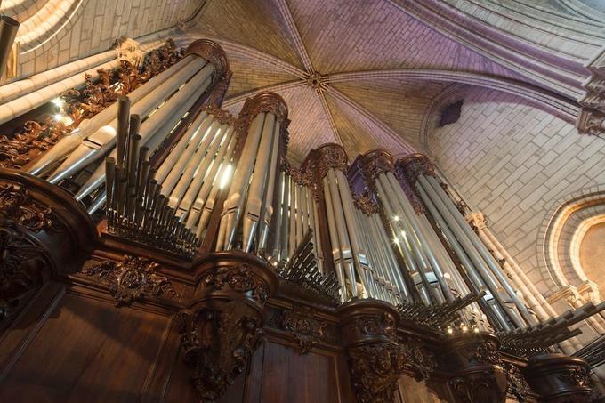 «C'est un vrai miracle que l'eau n'a pas pénétré à l'intérieur, s'exclame Olivier Latry, cotitulaire du grand orgue.