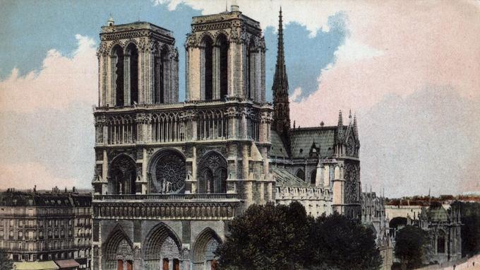 Les grandes dates de Notre-Dame de Paris, au cœur de l'histoire de France