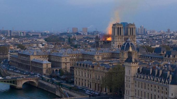La Fondation du patrimoine a lancé une «collecte nationale» pour rebâtir Notre-Dame.