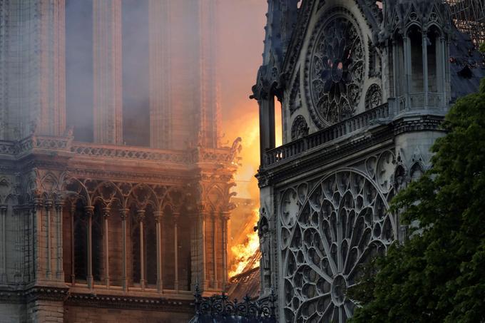 Trois points de fragilité menacent de s'effondrer — Notre-Dame