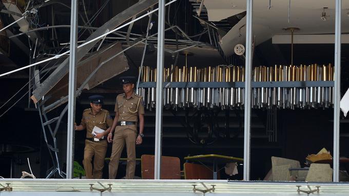 L'Église du Sri Lanka endeuillée après une série d'attentats