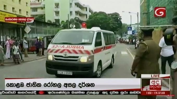 Attentats au Sri-Lanka : Un Français fait partie des victimes tuées