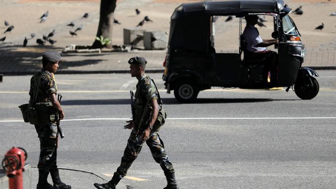 L'armée a été déployée pour renforcer la sécurité.