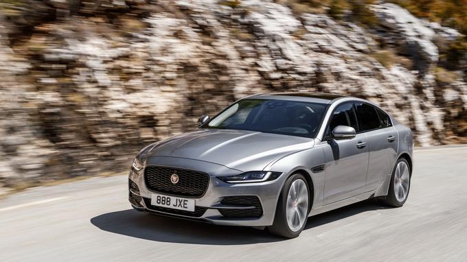 Jaguar ne propose plus qu'une seule version diesel affichant une puissance de 180 ch.