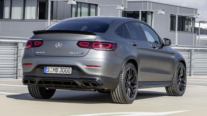 Sous le capot de ce SUV vitaminé, on retrouve le V8 biturbo de 4 litres qui équipe la majorité des modèles AMG.