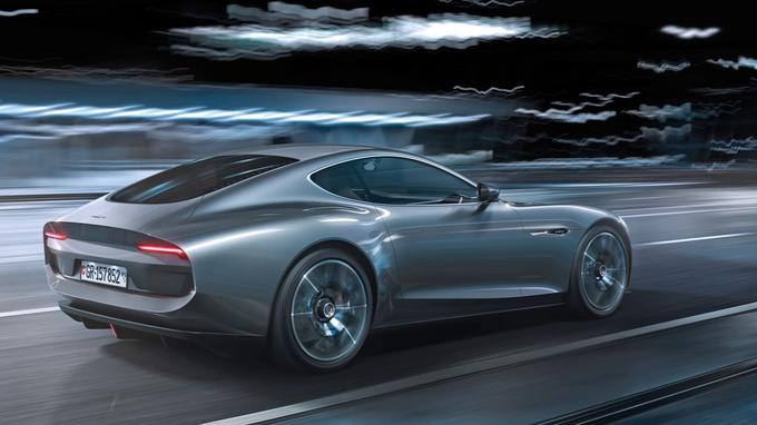 La puissance de la Mark Zero serait de 611 chevaux, et le 0 à 100 km/h pourrait être abattu en 3,3 secondes.