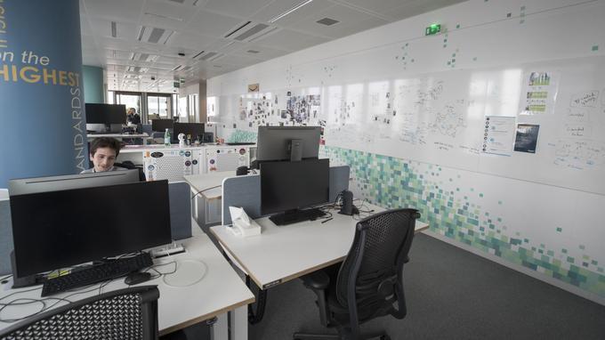 Les espaces de travail connectés et modulables d'AWS.