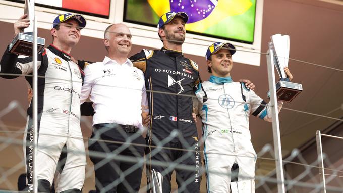 Seul pilote cette saison à avoir remporté deux courses, Vergne remonte ainsi de la 6e place à la 1ère place du classement provisoire.