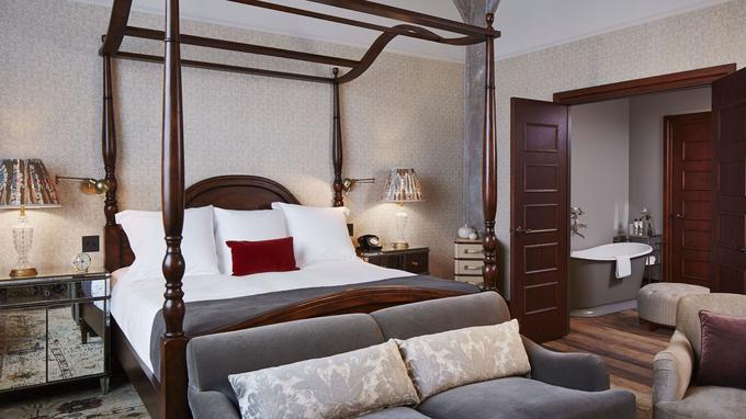 Au Soho House, tout est fait pour se sentir chez soi version luxe.