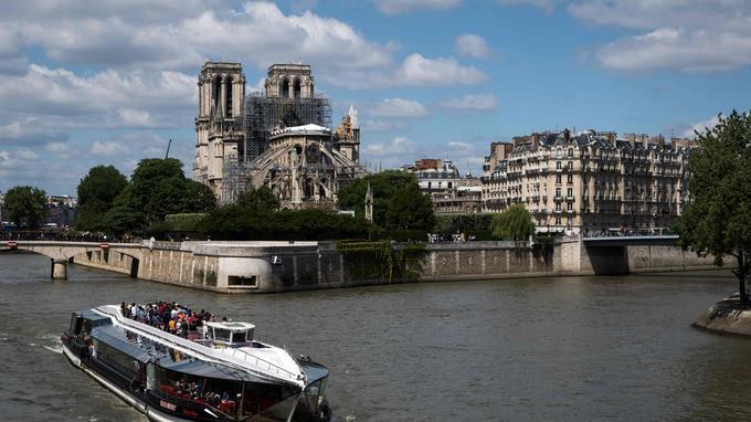Aucune trace d'hydrocarbure ou d'un quelconque accélérateur de feu n'a été trouvée dans les débris de l'incendie qui a ravagé Notre-Dame de Paris, le 15avril dernier.