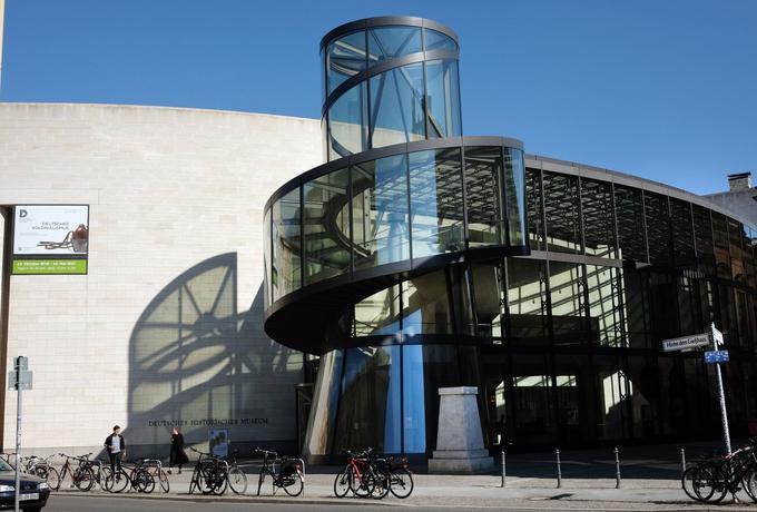 Le Musée historique allemand de Berlin a été fondé en 1987.