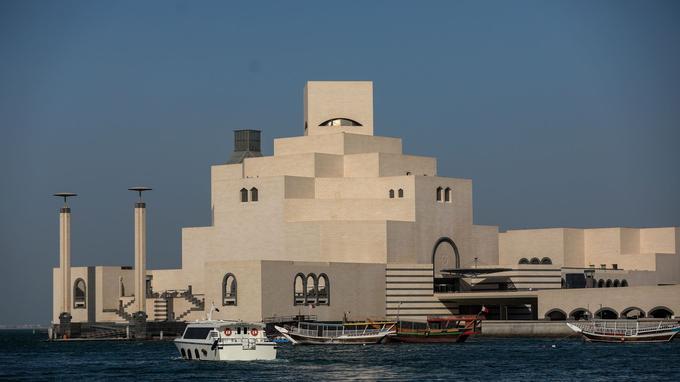 La mise en scène des salles d'exposition du MIA a été confiée l'architecte français Jean-Michel Wilmotte.