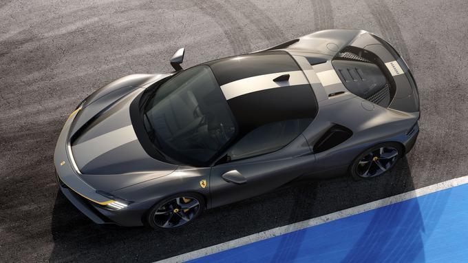 Ferrari a déjà prévu une déclinaison ultrasportive Assetto Fiorano pour les adeptes du circuit.