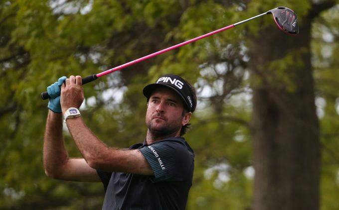 Le golfeur Bubba Watson.