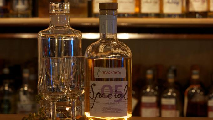 Du whisky inventé par une intelligence artificielle.