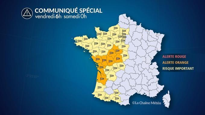 Trois morts dans le chavirage d'un bateau de la SNSM en Vendée
