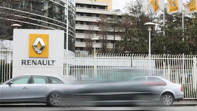 Le siège de Renault, à Boulogne-Billancourt.