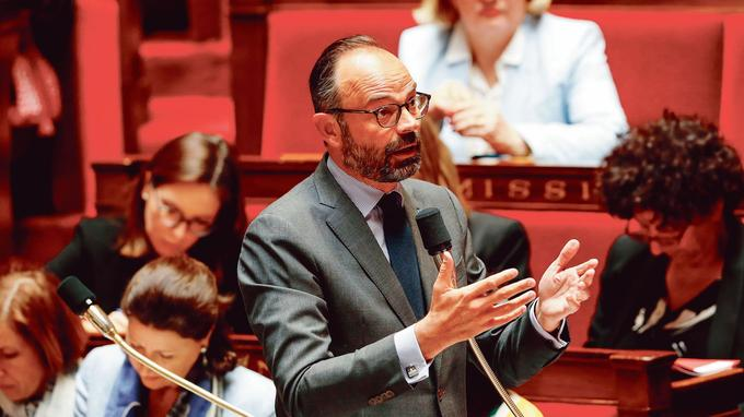 Édouard Philippe prononcera son discours de politique générale ce mercredi devant l'Assemblée nationale.