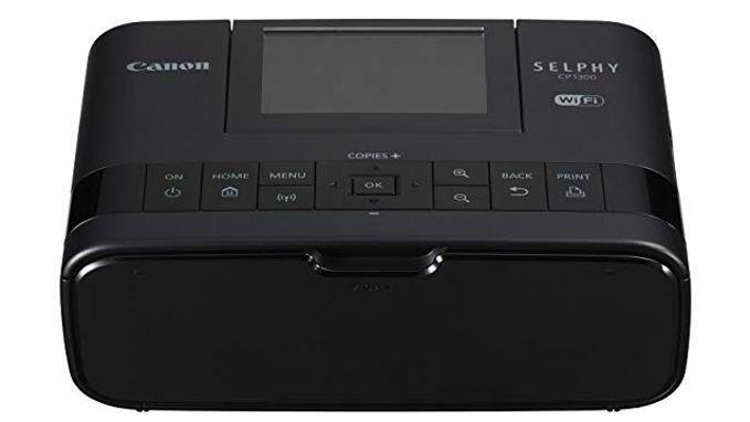 Canon Selphy CP1300 - Imprimante photo wifi -  <i>Source: Amazon</i>