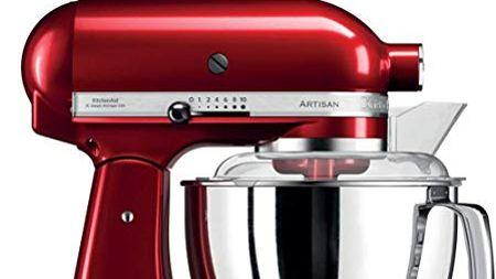 Kitchenaid 5KSM175PSECA - Robot pâtissier Artisan -  <i>Source: Amazon</i>
