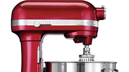 Kitchenaid 5KSM7580XECA rouge - Robot pâtissier -  <i>Source: Amazon</i>