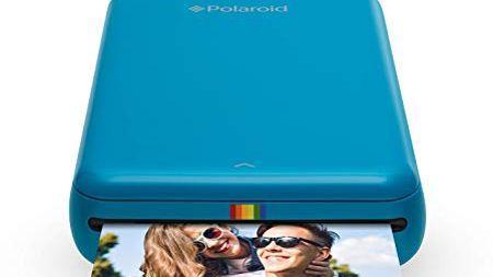 Polaroid Zip - Imprimante portable sans encre Zink -  <i>Source: Amazon</i>