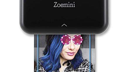 Canon Zoemini - Imprimante photo portable -  <i>Source: Amazon</i>