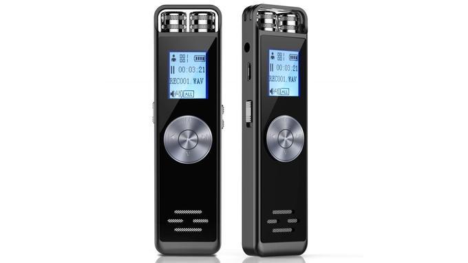 Dictaphone sans fil: Adokey 8 GB