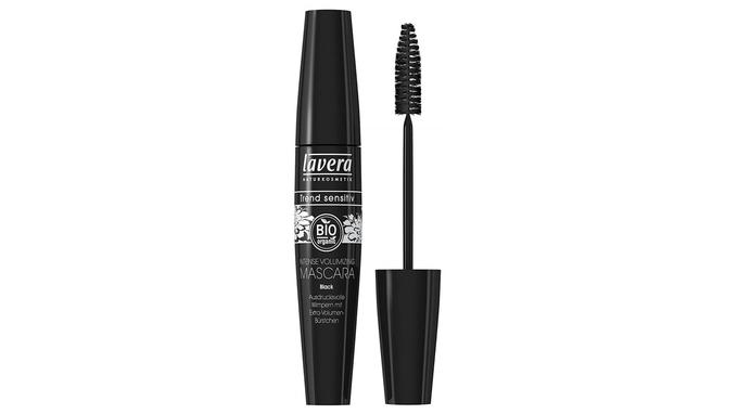 Mascara: Lavera intense volumizing