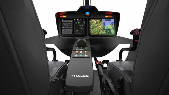 La nouvelle suite avionique de Thales équipera les Guépard, les hélicoptères interarmes français.