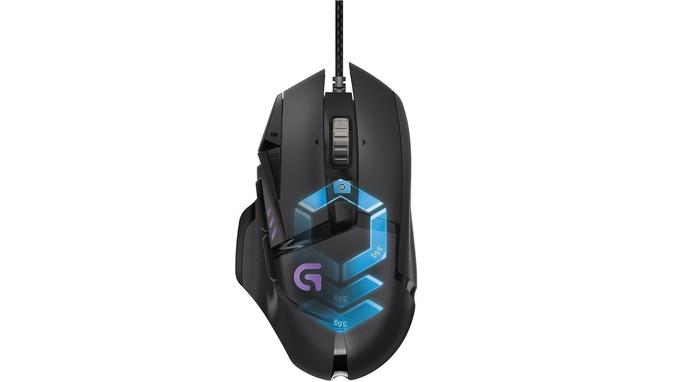Souris gamer: Logitech G502 Proteus Spectrum